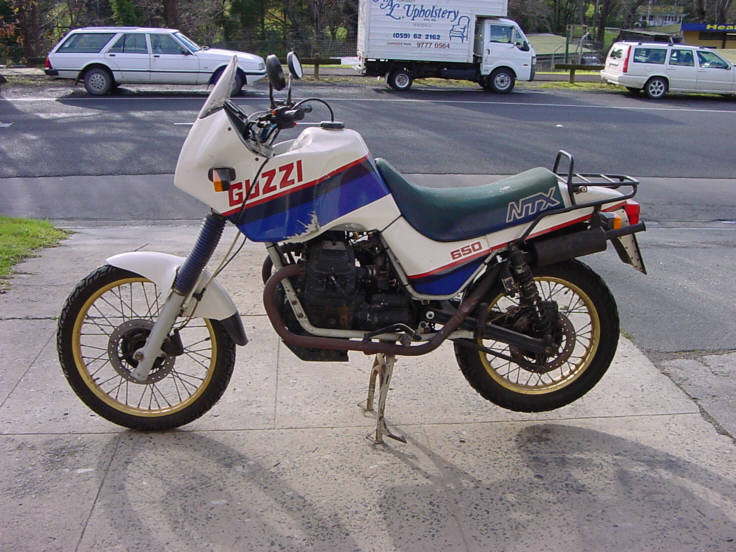 Guzzi Exchange My Dirt Bikes